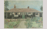 police bungalow painting